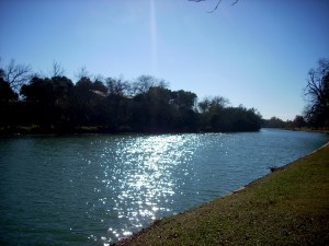 Georgetown Texas Park - Always Beautiful